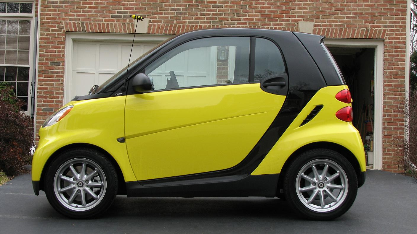 Smart car sticker designs - Download This New Smart Car Picture